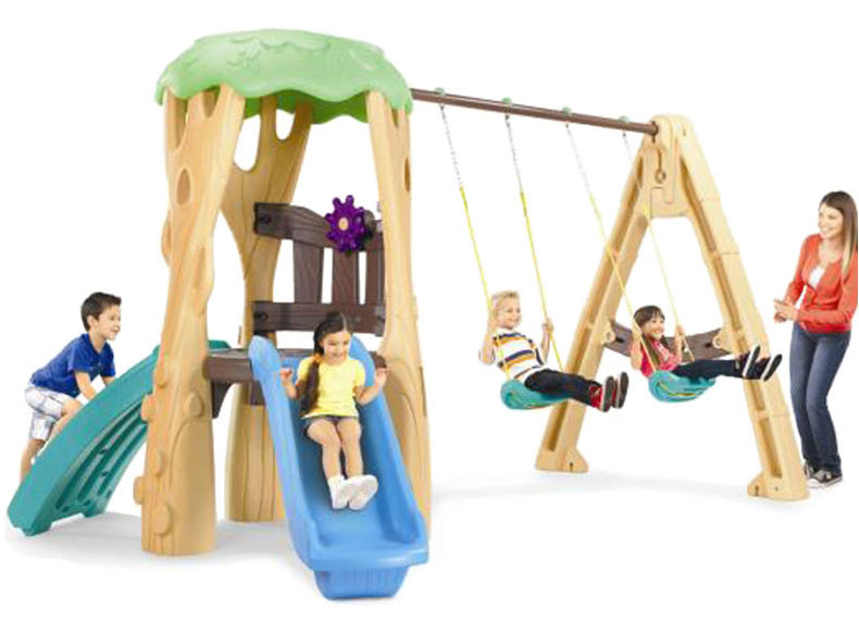 Why Your Little Tike Needs The Little Tikes Tree House Swing Set