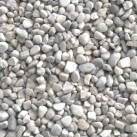 white-pea-gravel