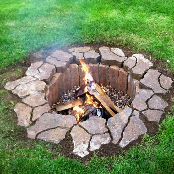 in-ground-fire-pit