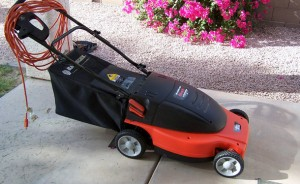 electric-mower
