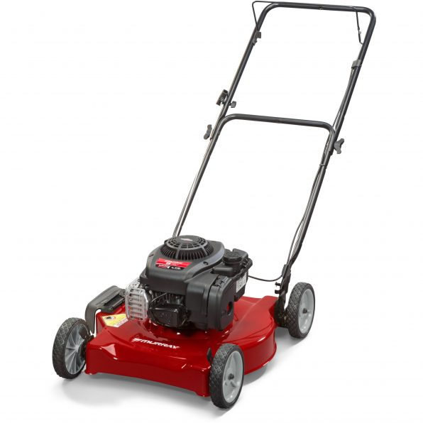 gas-lawn-mower