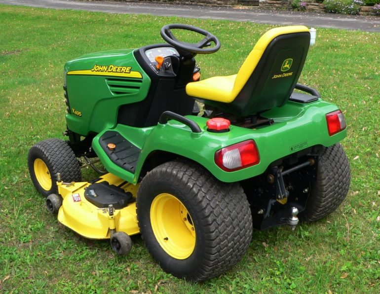 riding-mower