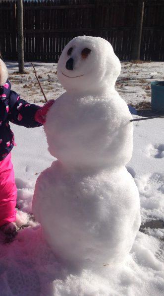 building-snowman