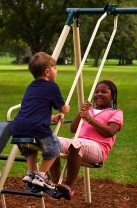 Get the Flexible Flyer Backyard Swingin' Fun to Enrich ...