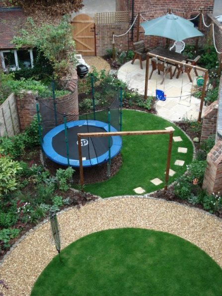 Backyard Designs Small Yard Ideas