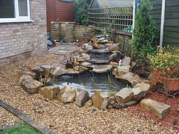 Backyard Ponds: A Do-It-Yourself Guide
