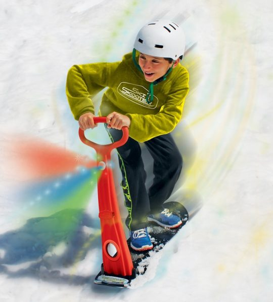 Geospace LED Ski Skooter