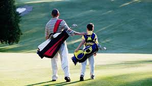 Golf with Dad