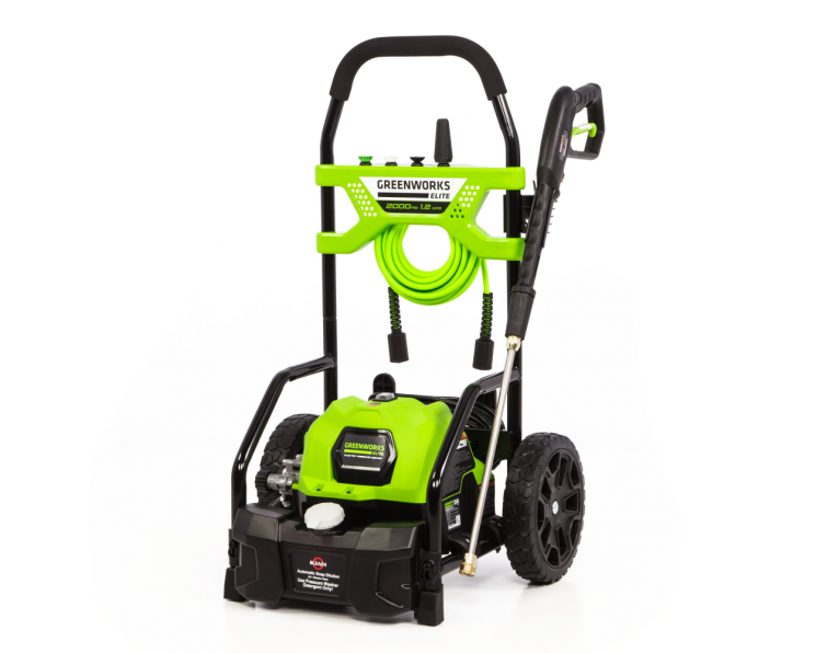 2000-PSI 13 Amp 1.2-GPM Electric Pressure Washer by Greenworks