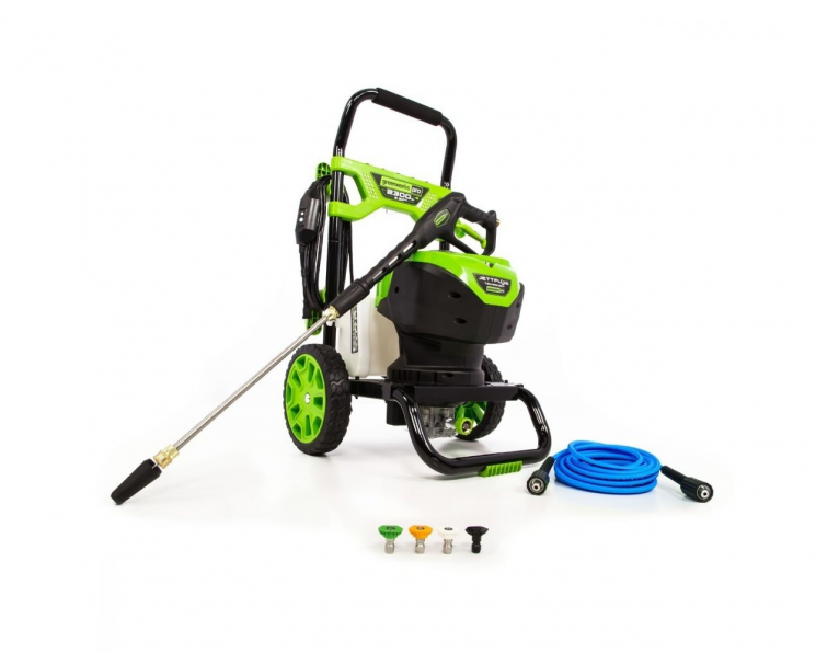 Pro 2300-PSI 14 Amp 2.3-GPM Electric Pressure Washer by Greenworks