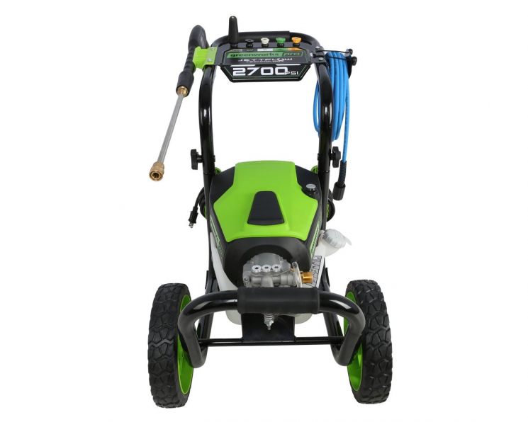 Pro 2700-PSI 15 Amp 1.2-GPM Electric Pressure Washer by Greenworks