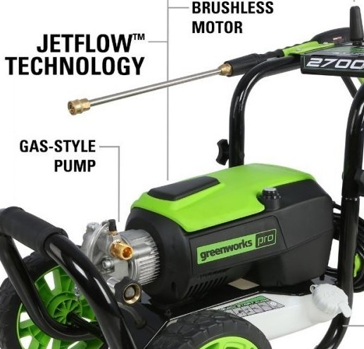 Jetflow Technology