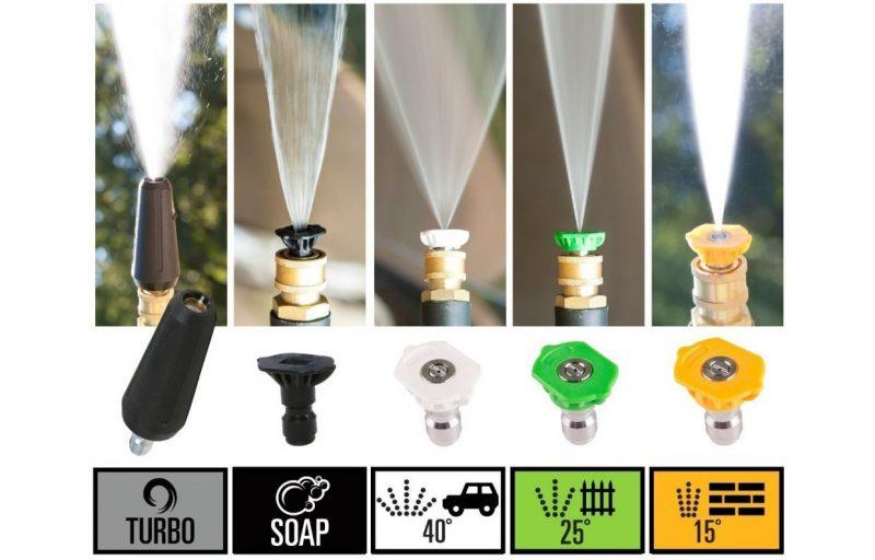 Greenworks Pro 2700-PSI Spray Nozzle