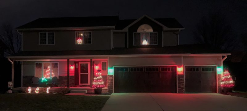 Smart switches for Christmas Lights and Decorations
