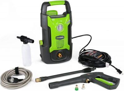 Greenworks 1500-PSI 13 Amp 1.2-GPM Electric Pressure