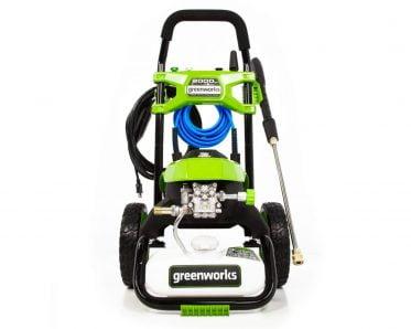Greenworks 2000-PSI 14 Amp 1.2-GPM