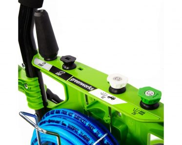 Greenworks 2000-PSI 14 Amp 1.2-GPM Electric Pressure Washer Nozzles