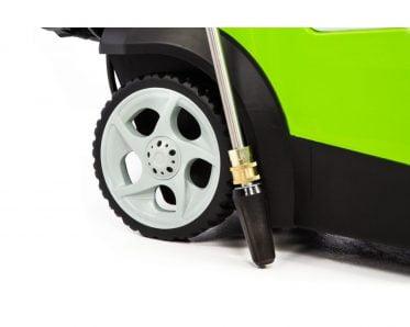 Greenworks 2000-PSI Pressure Washer Wheels