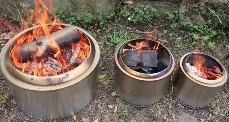 Fire Pit Comparison